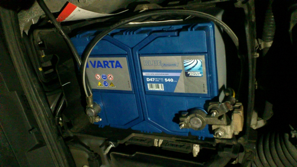 Car Battery Replacement With Julia